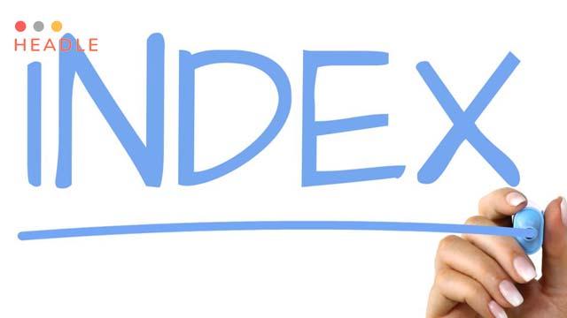 index là gì, google index là gì