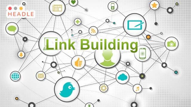 xây dựng liên kết cho chiến lược seo