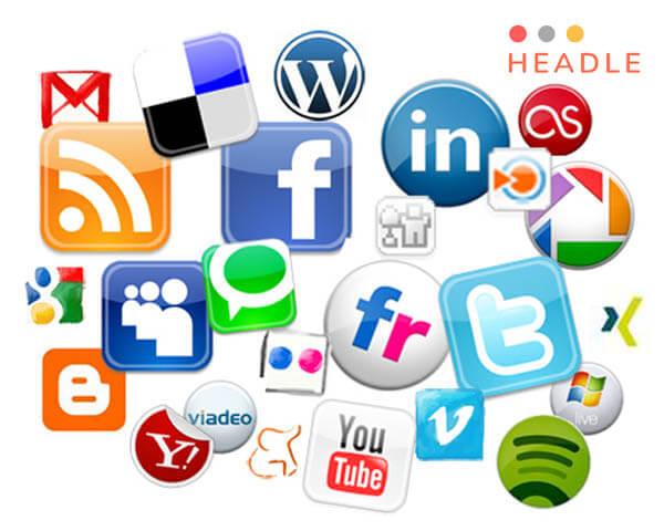 chiến lược seo với social media