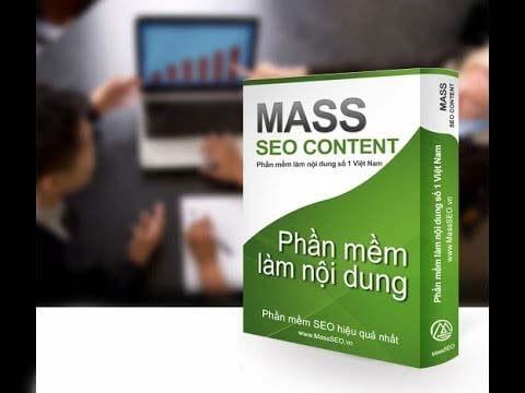 mass seo content