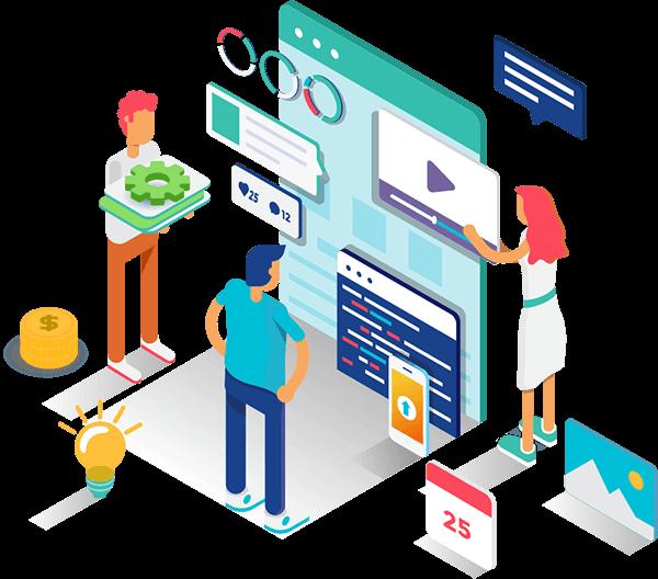 Chăm sóc website chất lượng cao