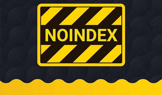 Noindex là gì? Tác dụng và cách sử dụng noindex hiệu quả trong SEO