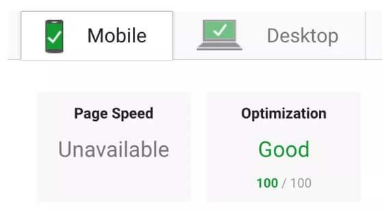 pagespeed insights có ảnh hướng tới tốc độ website