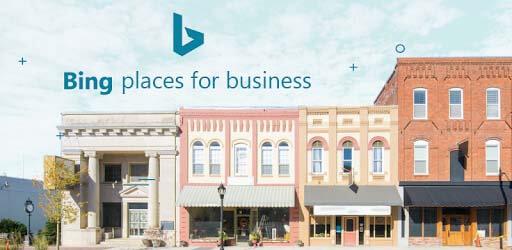 bing place là tín hiệu xếp hạng google map
